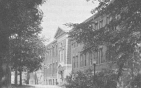 Historical Photo of the Med School