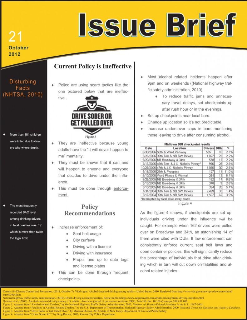 Issue Brief - Page 2